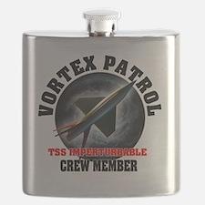 TSS Imperturbable Crew Member Flask