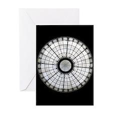 Skylight Greeting Card