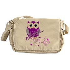 owly Messenger Bag