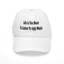 Ugly Music Baseball Cap