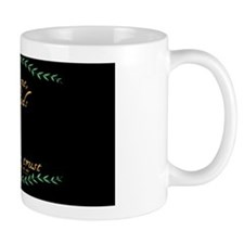 Psalm 16 1 Green Vines Mug