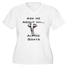 Goat Ask Alpine T-Shirt
