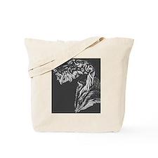 Scottish Deerhound Pillow Tote Bag
