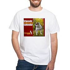 Tripawds Three Legged Dog Calenda Shirt