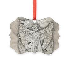Uriel allover Ornament