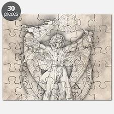 Uriel allover Puzzle
