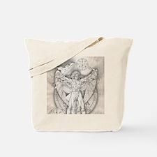 Uriel allover Tote Bag