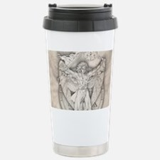 Uriel allover Stainless Steel Travel Mug