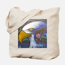 Watch Over Us Tote Bag