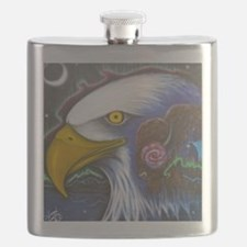 Watch Over Us Flask