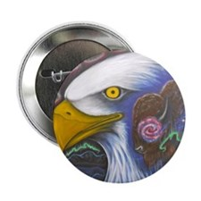 "Watch Over Us 2.25"" Button"