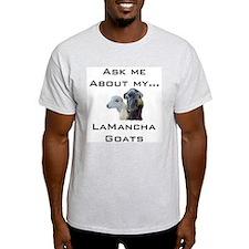 Goat Ask LaMancha T-Shirt