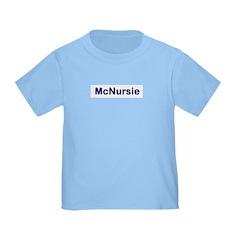 McNursie Blue T