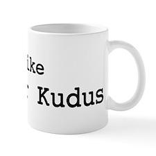 I like Greater Kudus Mug