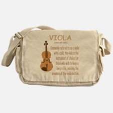Viola Messenger Bag