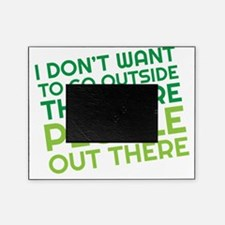 people out there Picture Frame