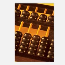 Abacus Postcards (Package of 8)