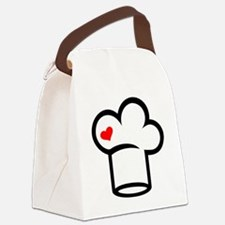 Chef cook Canvas Lunch Bag