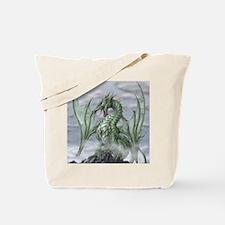 Misty allover Tote Bag