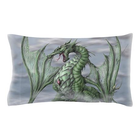 Misty allover Pillow Case