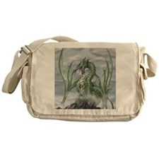 Misty allover Messenger Bag