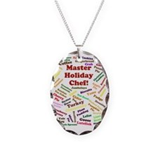 Master Holiday Chef Necklace