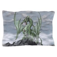 MistyAllOverBACK Pillow Case