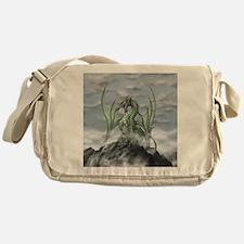 MistyAllOverBACK Messenger Bag