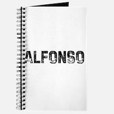 Alfonso Journal