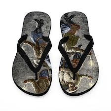 19th-century mining Flip Flops