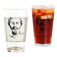 walt-whitman-LG Drinking Glass