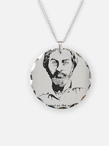 walt-whitman-CRD Necklace