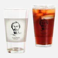 walt-whitman-BUT Drinking Glass