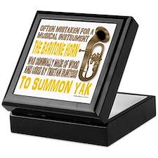 Summon Yak Keepsake Box