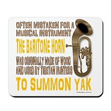 Summon Yak Mousepad