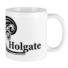 Waves Over Holgate Mug