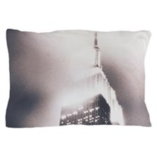 Empire State Building Pillow Case