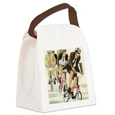 Brompton Race Canvas Lunch Bag