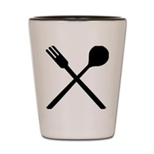 Cutlery Shot Glass