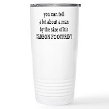carbonfootprintrectangl Travel Mug