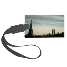 Statue of liberty WTC Luggage Tag