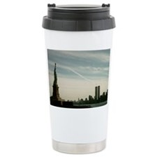 Statue of liberty WTC Travel Mug