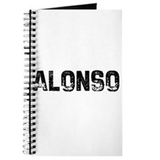 Alonso Journal