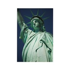 The Statue of Liberty, Liberty Is Rectangle Magnet