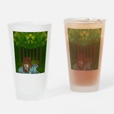 Bear of Wisdom Drinking Glass