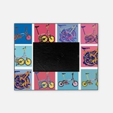The Brompton Bicycle Book Cover Illu Picture Frame