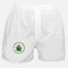 Washington State Marijuana Growers' A Boxer Shorts
