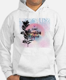 Breaking Dawn Rainbow Light Hoodie