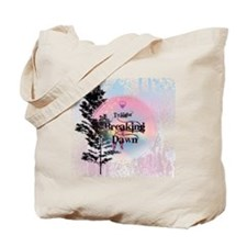 Breaking Dawn Rainbow Light Tote Bag