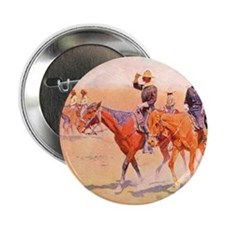 """Old West Cavalry 2.25"""" Button"""